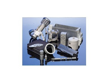 Type III Hard Coat Anodized Aluminum Parts