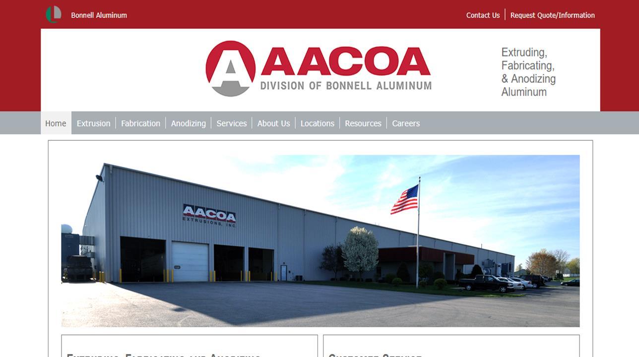 AACOA Extrusions, Inc.