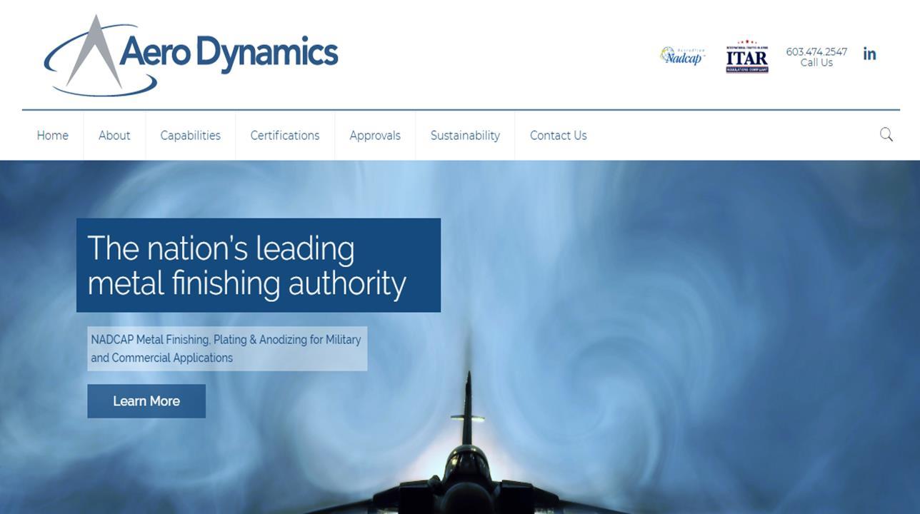 Aero Dynamics, Inc.