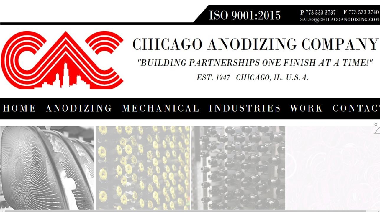 Chicago Anodizing Company