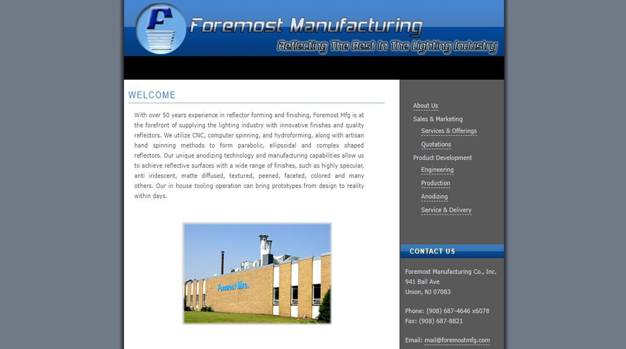 Foremost Manufacturing