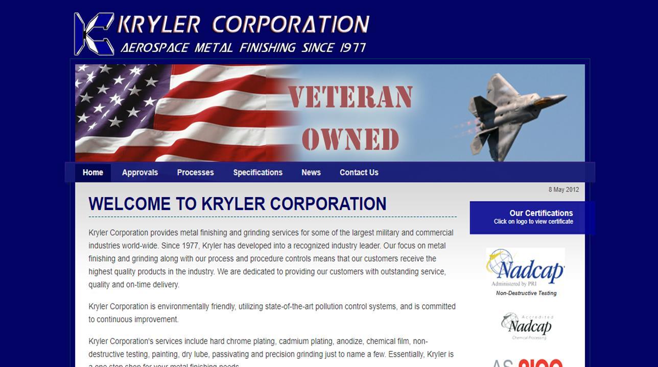 Kryler Corp.