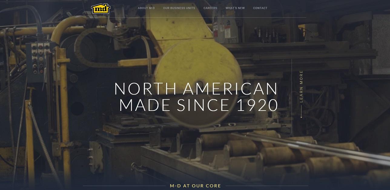 M-D Building Products, Inc.