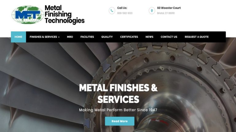 Metal Finishing Technologies