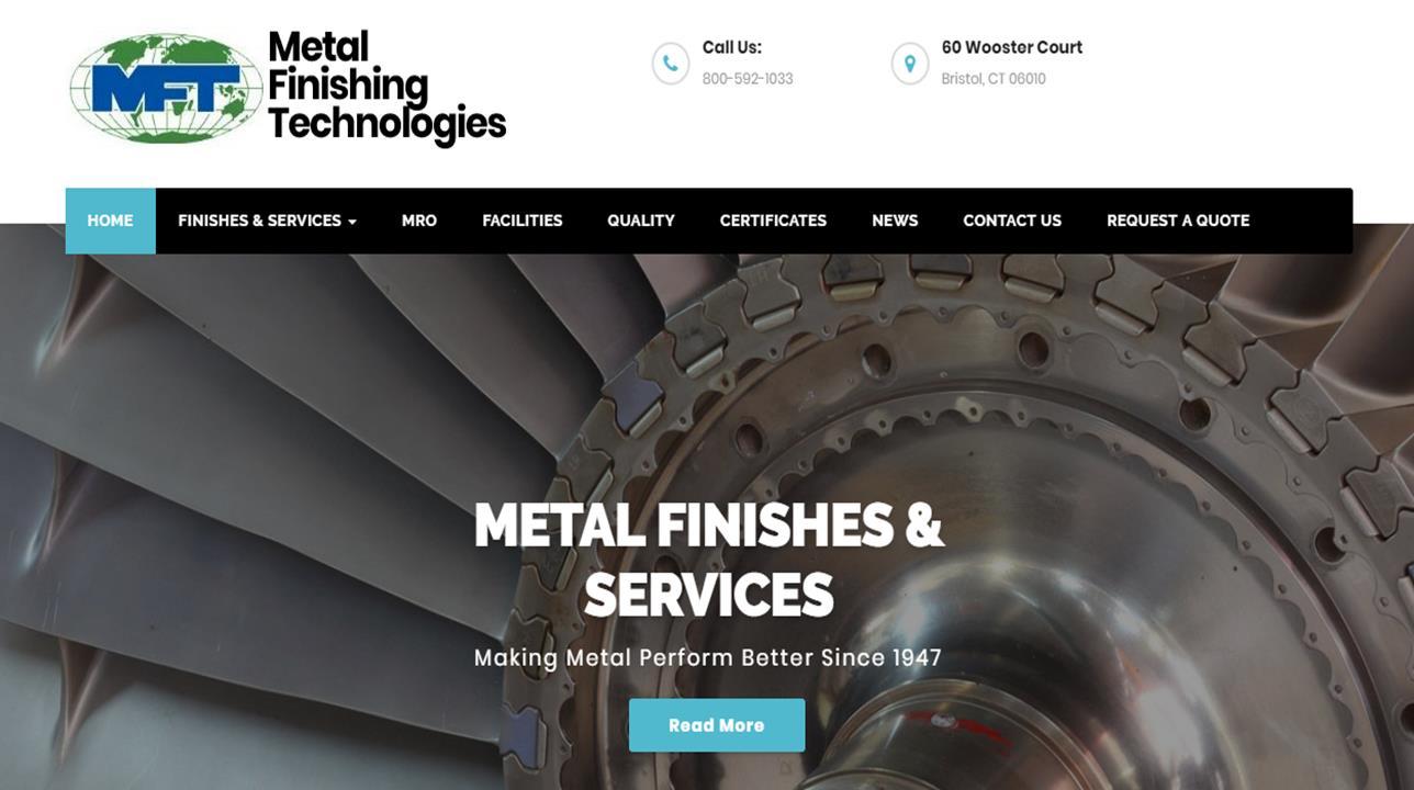 Metal Finishing Technologies