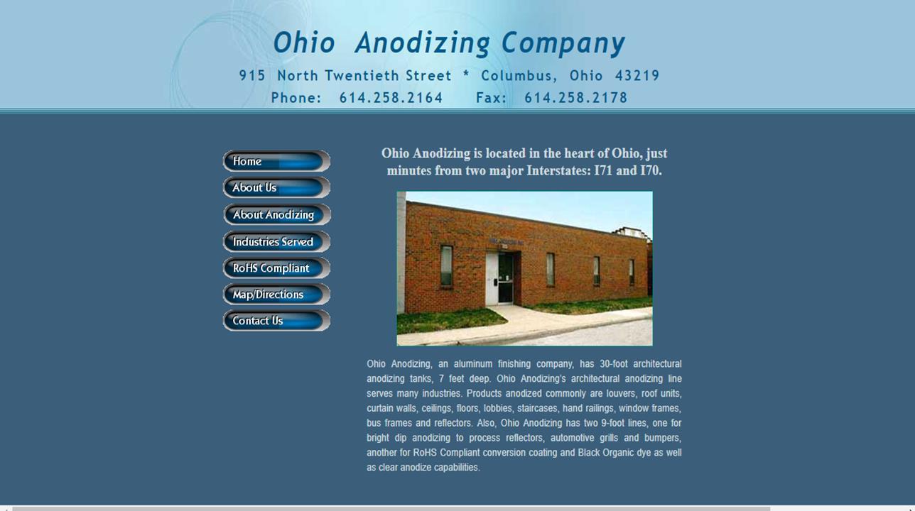 Ohio Anodizing Company