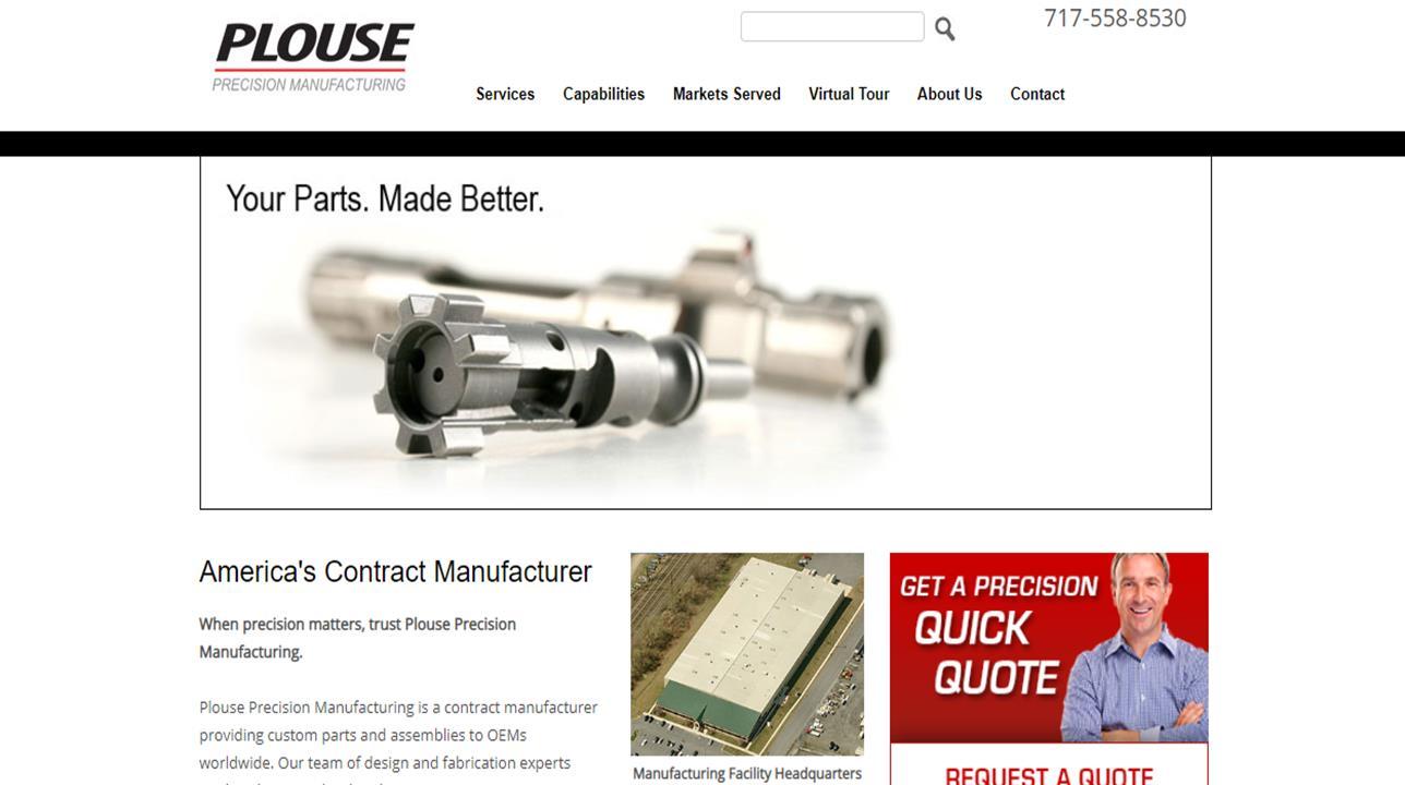 Plouse Precision Manufacturing