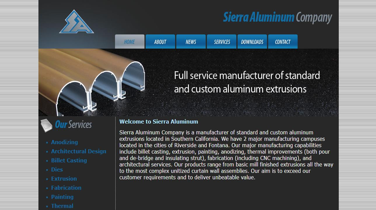 Sierra Aluminum Company