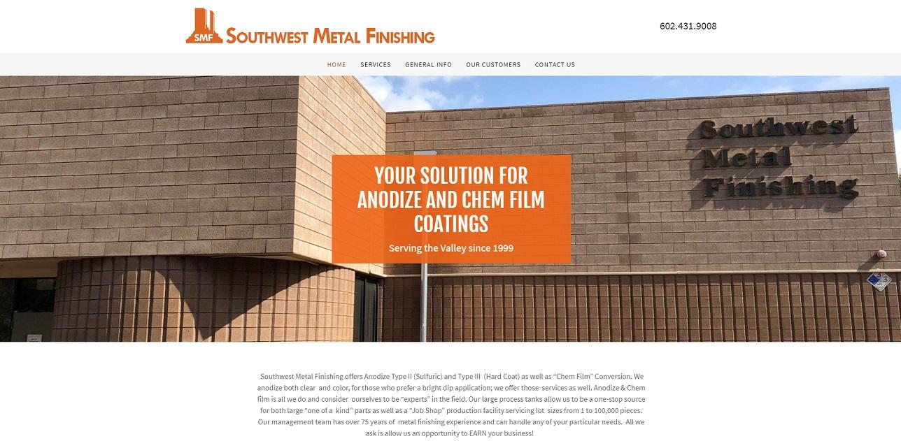 Southwest Metal Finishing, LLC