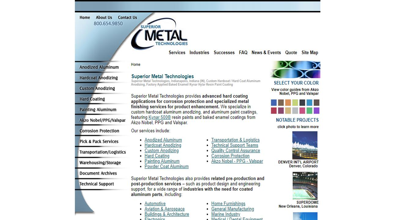 Superior Metal Technologies, LLC