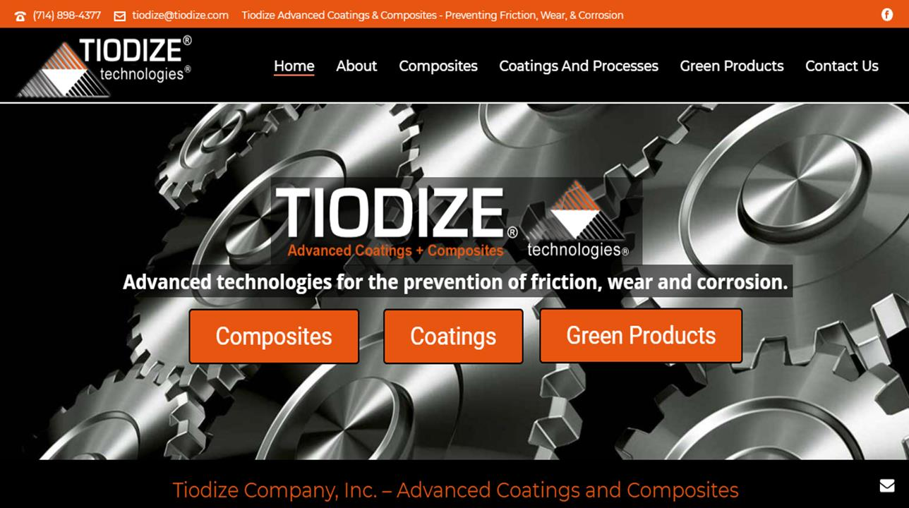 TIODIZE® Co., Inc.