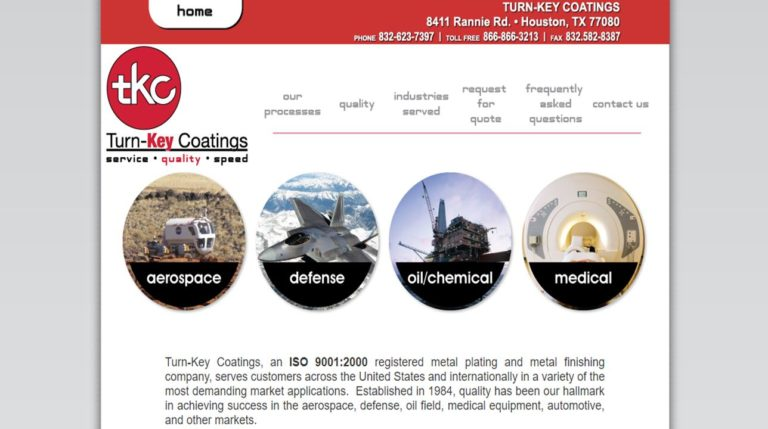 Turn-Key Coatings, Inc.