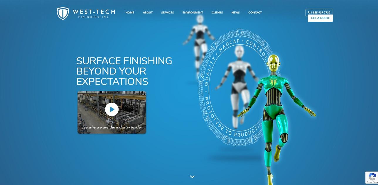 West-Tech Finishing Inc.