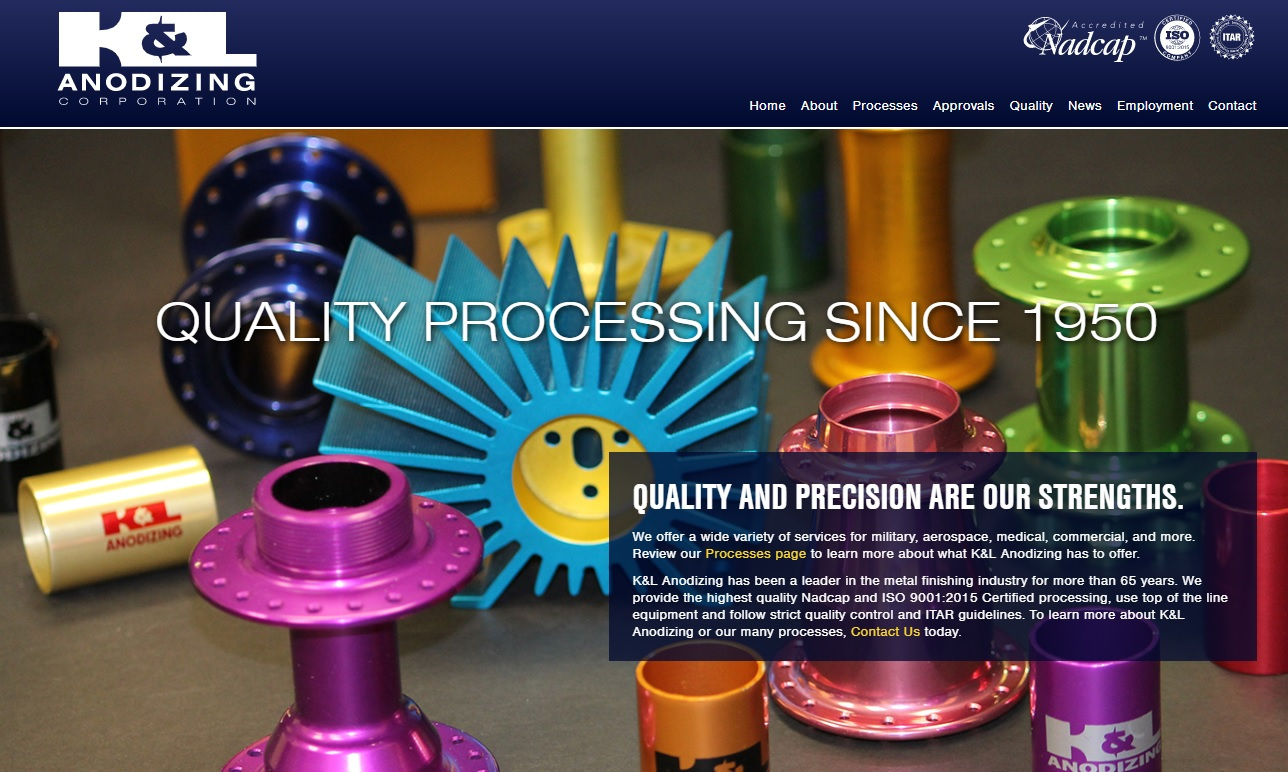 K & L Anodizing Corporation